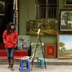 Meanwhile, In China An Army Of Artists Cranks Out Reproductions Of Masterpieces