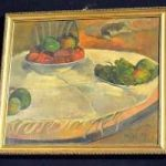 Stolen Gauguin and Bonnard Were in Sicilian Autoworker's Kitchen