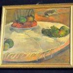 Stolen Gauguin and Bonnard Were in Sicilian Autoworker's Kitchen