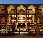 Metropolitan Opera House Vandalized By Paint