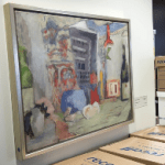 Journalists As Art Collectors: Washington Post Art For Sale To Employees