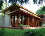 Frank Lloyd Wright House Picked Up And Moved To Arkansas