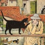 Four Centuries Of Cat Art Go Up For Auction