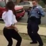 Now *Here's* How A Cop Should Deal With A Defiant Teen – Dance With Her