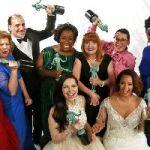 SAG Awards Thumb Their Noses At The All-White Oscars, And Reward 'Spotlight' Too