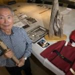 From Internment Camps To Star Trek To Marriage Equality: George Takei's Museum