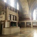 Buffalo's Abandoned Train Station Is An Art Deco Treasure