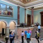 For First Time In A Decade, UK Museum Attendance Falls