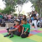Street Theatre In Beirut: Palestinian Refugees Act For Syrian Refugees (And Lebanese City Folks)