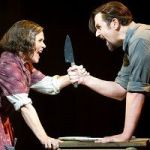 Imelda Staunton And Critic Agree: Eating In Your Seat Is A Crime Against Theatre
