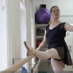 The Racecar Driver Who Became A Ballet Dancer [VIDEO]