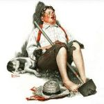 Stolen Normal Rockwell Painting, Now Worth $1 Million, Returned After 40 Years