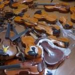 Angry Ex-Wife Destroys $1M Worth Of Violins In Luthier's Workshop