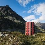 This New Performance Space Was Built To Withstand Avalanches