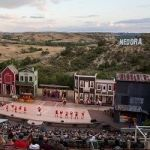 A Musical Plays For Thousands, Deep In The Dakota Badlands
