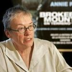 E. Annie Proulx Wins National Book Award Medal For Lifetime Achievement