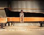 The World's Longest Piano Can Be Found In Dunedin, New Zealand