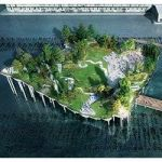 Barry Diller's On-Again, Off-Again Floating Park And Arts Center Is Back On Again