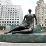 Henry Moore's Sculpture 'Old Flo' Is Finally Back Home In London