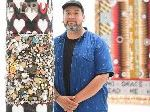 A Native American Artist Finds Freedom In Chaos