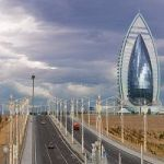 The Falcon, The Iron, The Jug, The Disco Balls: The Wildest, Weirdest New Architecture In Central Asia