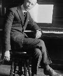 Here's Prokofiev, Balancing Between Stravinsky And Haydn, Trying To Decide How To Be Himself