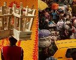 The Art Of Nigeria's Sprawling Street Market