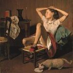 Met Museum Rejects Petition To Remove 'Sexually Suggestive' Balthus Painting