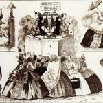 When Hoop Skirts Were New, Women Actually Saw Them As Liberating