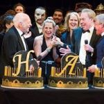 Hal Prince Is Turning 90, And He's Serving Up Broadway Dish For His Birthday