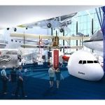 U.S. Commercial Airlines Give Millions For Renovation At National Air And Space Museum
