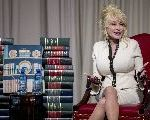 Dolly Parton Celebrates Giving Away 100 Million Books To Kids