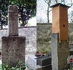 Why Has This Brancusi Sculpture In A Paris Cemetery Been Covered Up?