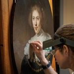 Boston's Pair Of Rembrandt Portraits Gets Badly-Needed Restoration