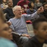 At 83, Jacques d'Amboise Is Still Helping Kids To Dance