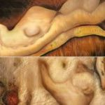The Nude Art Created By Artificial Intelligence