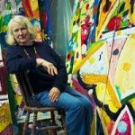 Gillian Ayres, One Of Britain's Most Popular Abstract Painters, Dead At 88