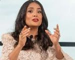 Salma Hayek Says It's Time For Men In Hollywood To Take A Pay Cut For Equality
