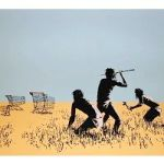 Banksy Print Stolen From Exhibition In Toronto
