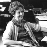 Historian Jill Ker Comway, 83, First Female President Of Smith College