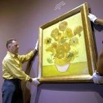The Yellow In Van Gogh's 'Sunflowers' Is Fading To Olive-Brown