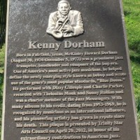 Kenny Dorham Gets A Plaque
