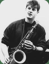 Eric Alexander, young