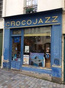 Crocojazz store