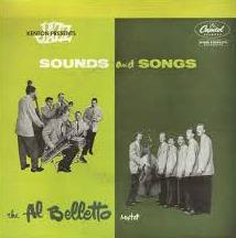 Belletto LP cover