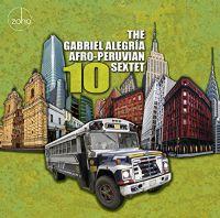 Alegria 10 Cover