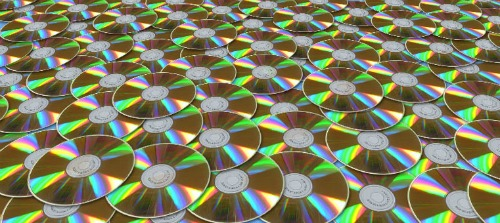 Wall to wall CDs