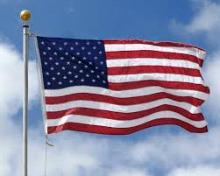 2016 4 July flag