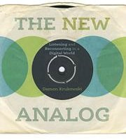 Monday Recommendation: Krukowski, The New Analog