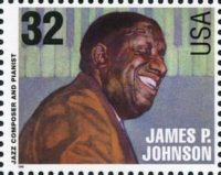 "James P. Johnson And ""Carolina Shout"""
